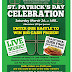 St. Patrick's Day Celebration is coming!