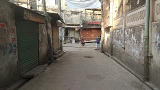 Begum Bazar Road