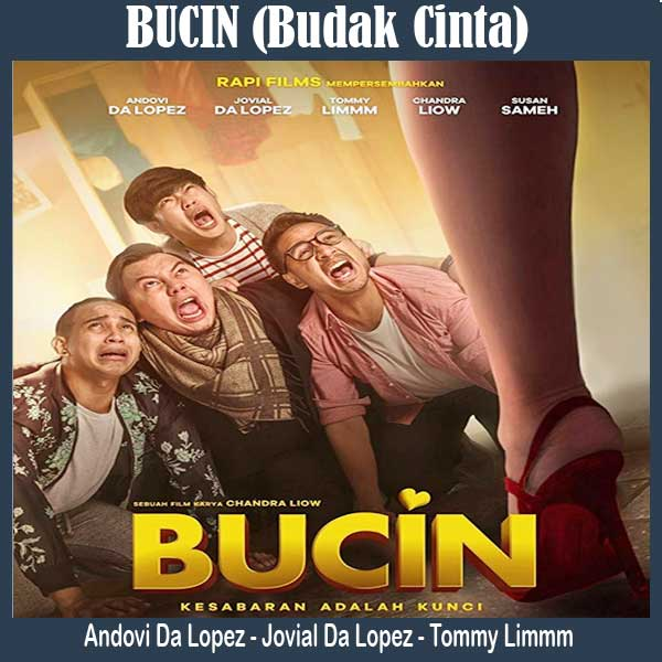 Film Bucin, Sinopsis Bucin, Trailer Bucin, Review Bucin, Download Poster Bucin
