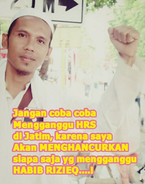 Banser Akan Segera Ngajak 'Ngopi' Kader FKM Saifudin Surur yang Kerap Lecehkan Kyai NU