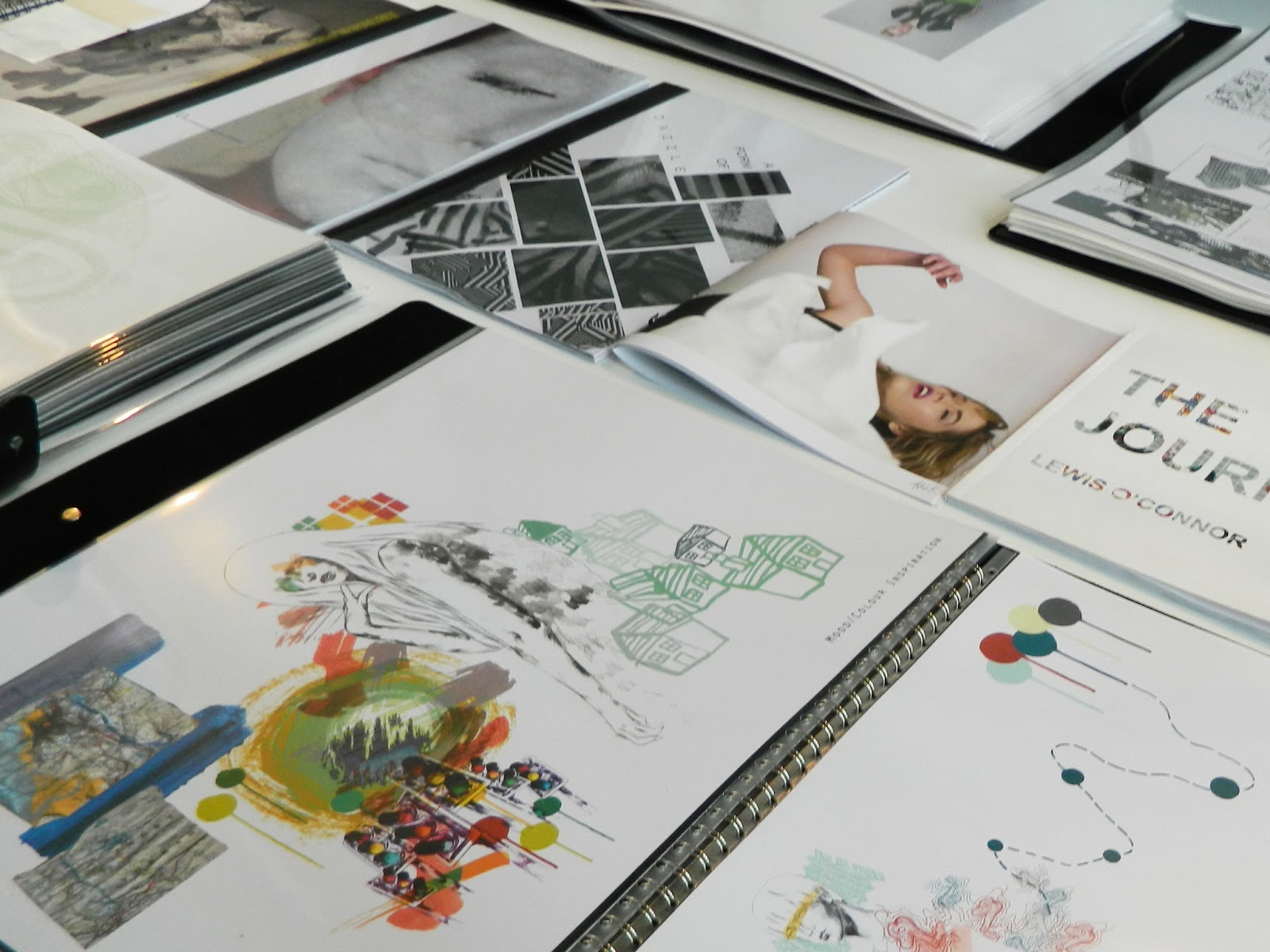 Life In Fashion: Manchester School of Art Degree Show 2013