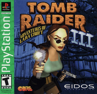 Jogo online grátis Tomb Raider III Playstation