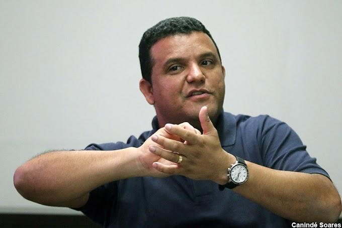 """Prefeito Cassado Helio Miranda faz discurso de ódio e choca população de Guamaré ao fala em alto e bom som que seus adversários iriam """"levar peia caso"""", veja vídeo a baixo:"""