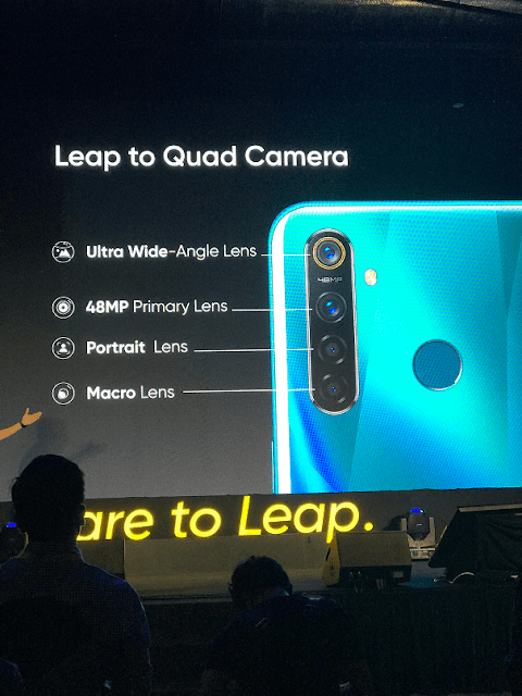 pelancaran Realme 5 & Realme 5 Pro Harga Mampu Milik, Dengan Teknologi Quad Kamera