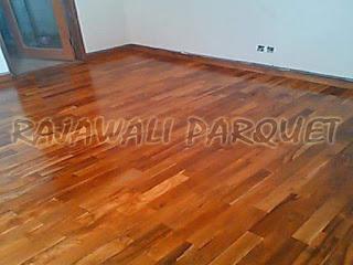 Penyedia lantai kayu parket berkualitas di Palu Sulawesi Tengah