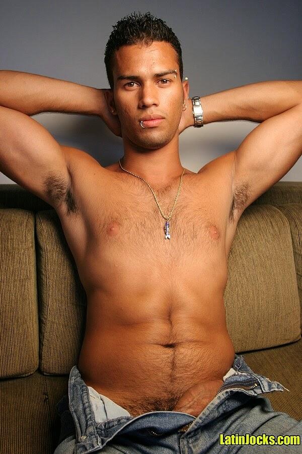 Hot naked latino guys