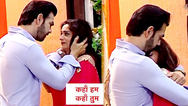 Spoiler Alert : Rohit holds Sonakshi's hand decides to face Rayma togetherin KHKT