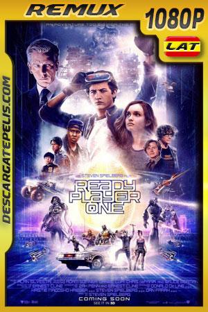 Ready Player One: Comienza el juego (2018) 1080p BDRemux Latino – Ingles