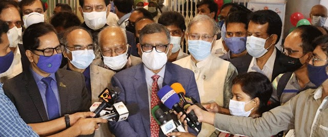 The infection will increase, the way the program is going on: Health Minister