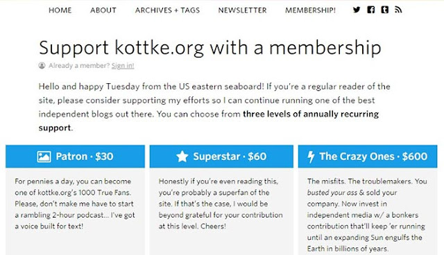 Donations: 10 Exclusive Content Monetization Options for Bloggers: eAskme