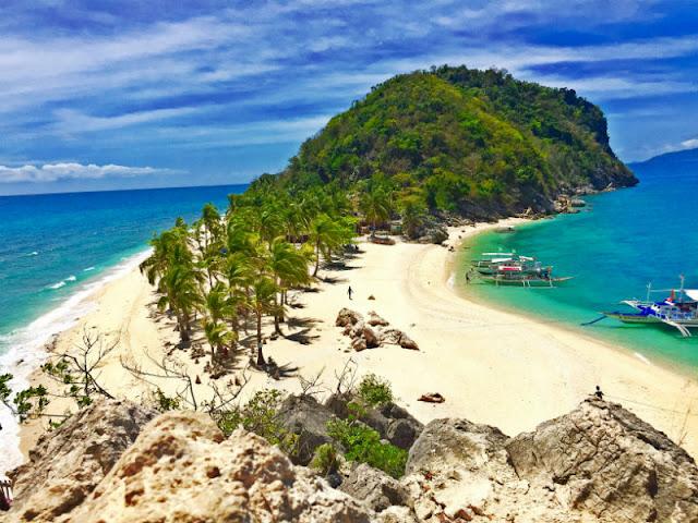 Islas de Gigantes Carles, Iloilo