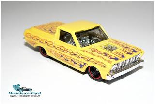 Hot Wheels, HW WORKSHOP, 65 Ford Ranchero