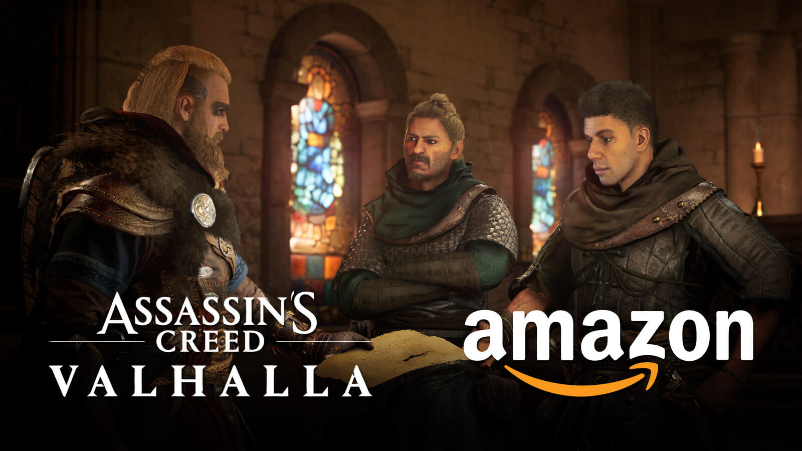 Assassin S Creed Valhalla Release Date Leaked On Amazon Gameslaught