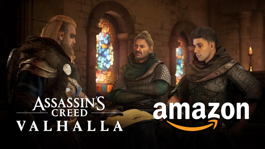 assassin's creed valhalla release date leaked amazon italy pc ps4 ps5 xb1 xsx viking warrior eivor action-adventure stealth game ubisoft