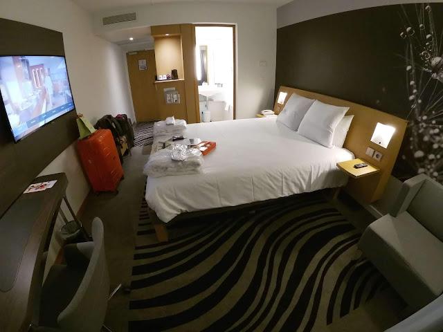 Blog Apaixonados por Viagens - França - Paris - Onde Ficar - Hotel Novotel Paris Centre Tour Eiffel