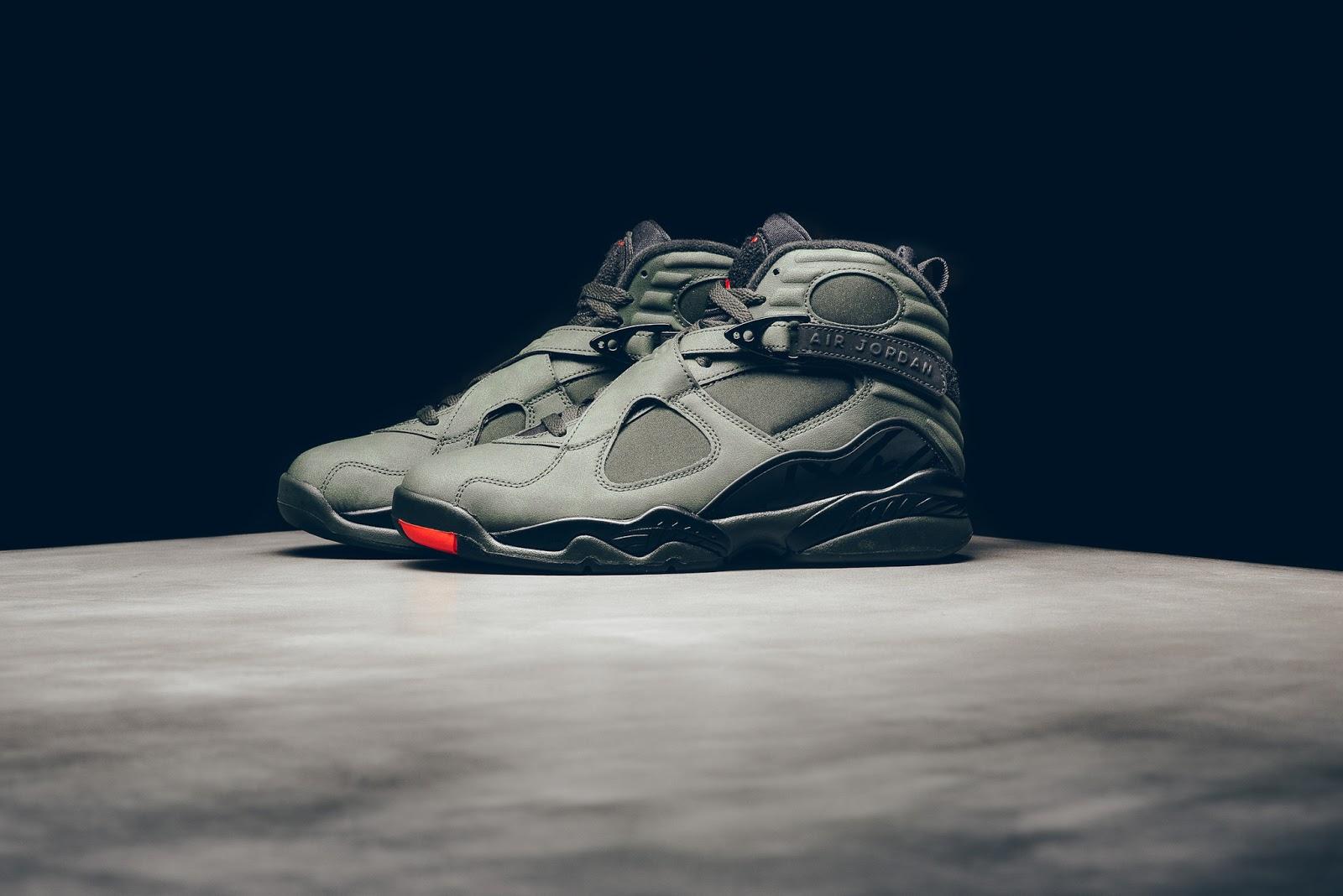 Swag Craze  First Look  Nike Air Jordan 8  Take Flight  42a1c9460