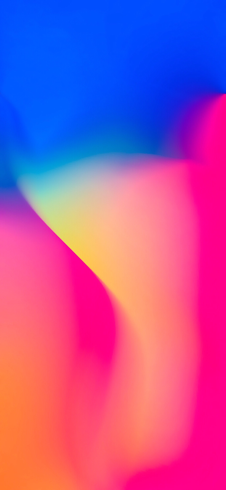 Fluid Colors by AR72014 iPhone X
