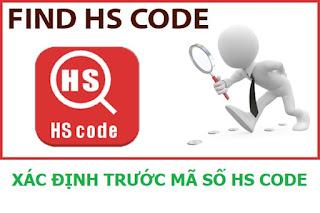 Thủ tục xác định trước mã số HS trước khi nhập khẩu