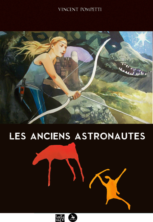Les Anciens Astronautes roman graphique illustré illustration vincent pompetti freelance ulule crowdfunding tartamudo editions projet 160 pages planète sf science fiction fantasy fantaisie espace plaine constellation culture forêt forets enquête onys chieti di traqueur inconscient cauchemars aventure introspection
