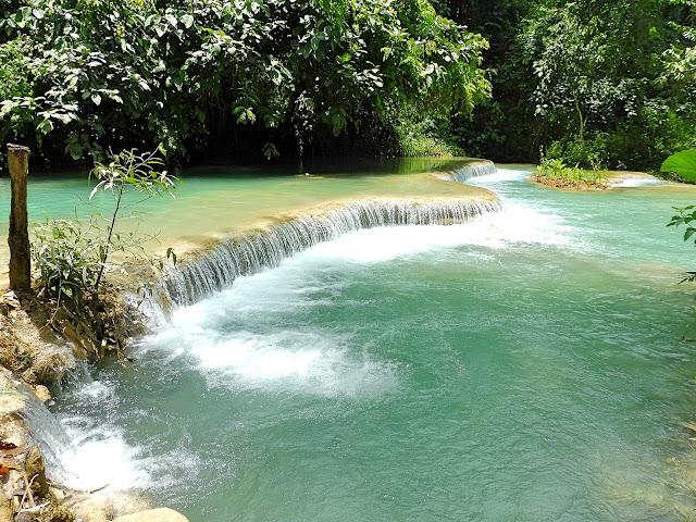 cascadas laos