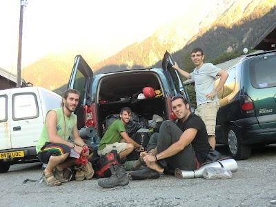 Les Houches, Tour del Mont Blanc