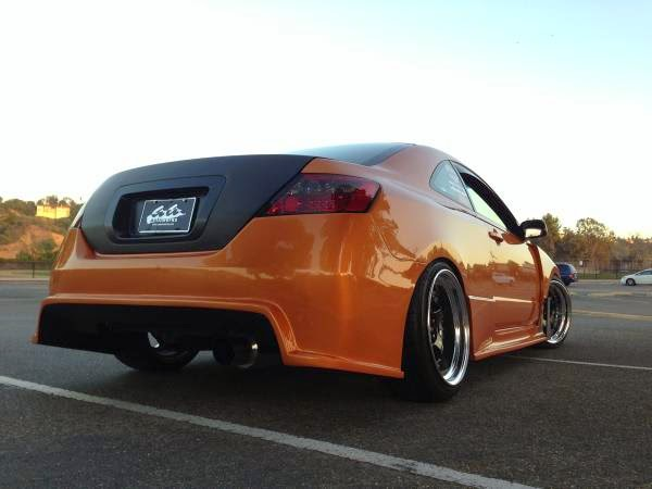 Custom 2006 Honda Civic Si Auto Restorationice