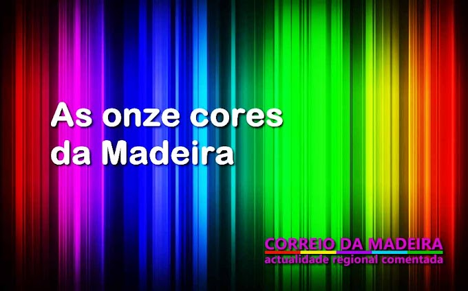 As onze cores da Madeira