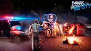 تحميل لعبة MadOut2 BigCityOnline شبيهة GTA 5 مهكرة جاهزة مجانا للاندرويد