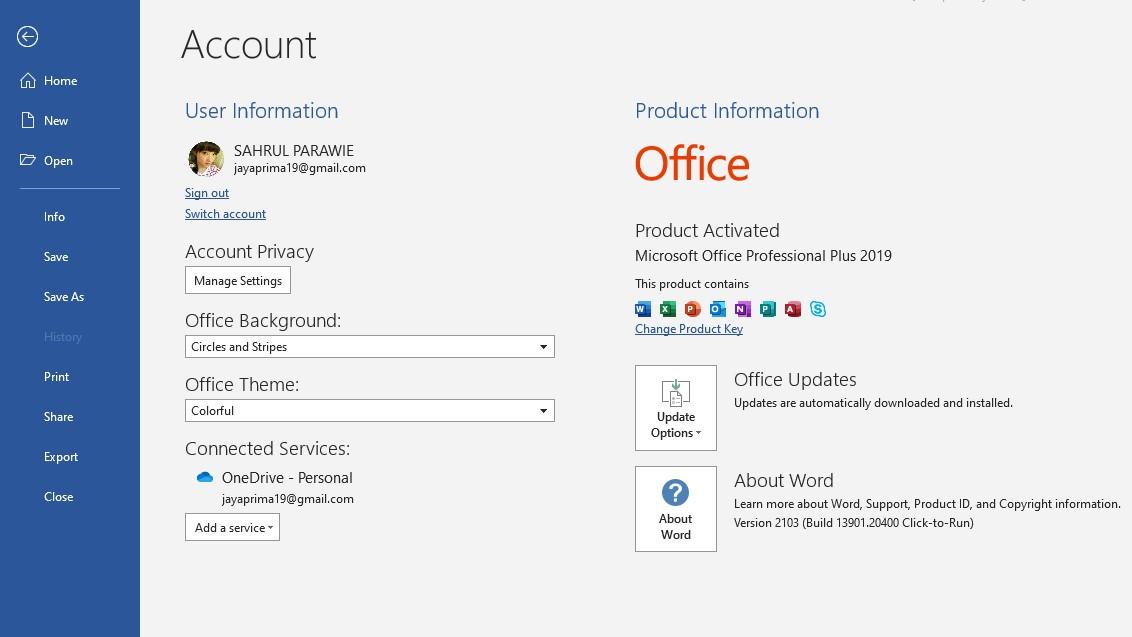 Cara Install Microsoft Office 2013, 2016, 2019 Full Vesion