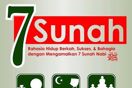 7 Sunnah Hebat!