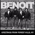 JOE BENOIT - Greetings from Forest Hills, NY (EP, 2019)