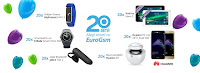 Castiga 20 de telefoane Huawei P9 Lite 2017