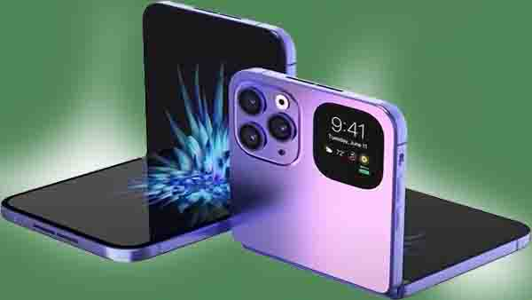 آبل ستطلق أول هاتف آيفون قابل للطي في عام 2023