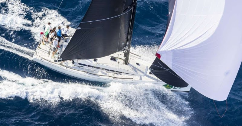 Rolex Swan Cup & Swan 45 World Championship - SWAN A GONFIE VELE