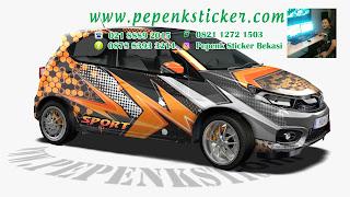 Mobil,Honda brio,Cutting Sticker Bekasi,Cutting Sticker,Decal,Digital printing,sticker mobil,cutting sticker Mobil,Grafis,jakarta,Bekasi,