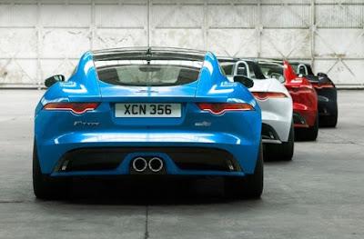 Jaguar F-TYPE British Design Edition Coupe