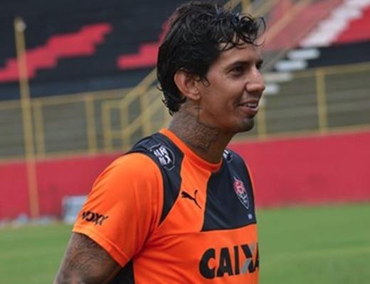 VR3 está registrado como atleta do Palmeiras