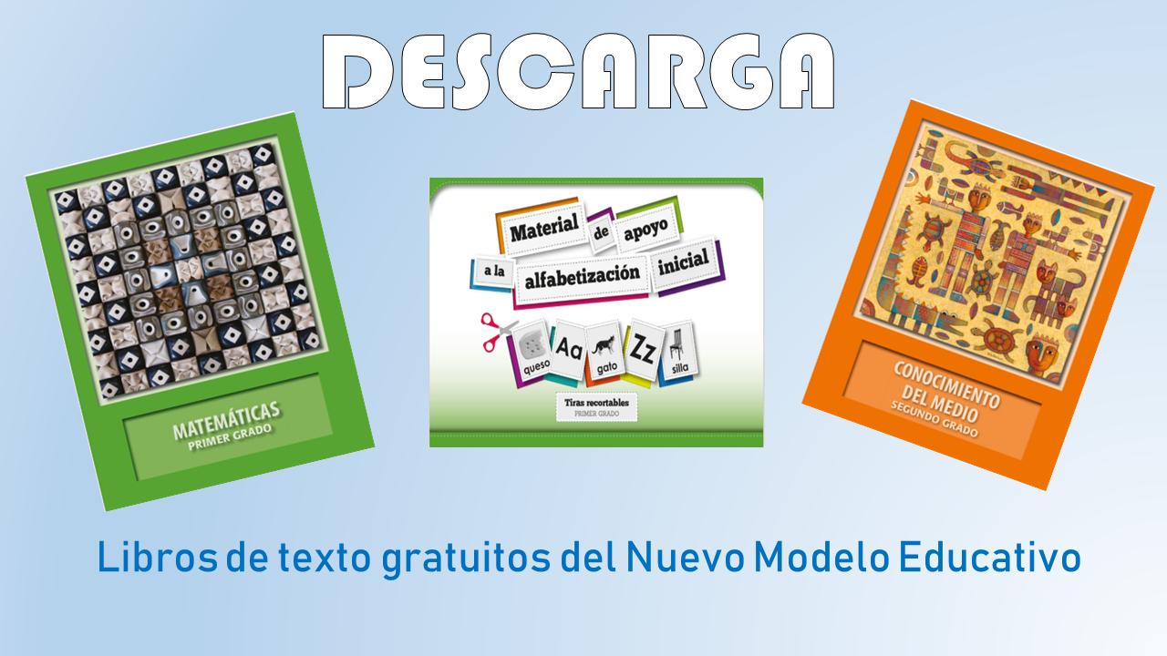 Proyectos Educativos ¡Y Más!: Libros De Texto Del Nuevo