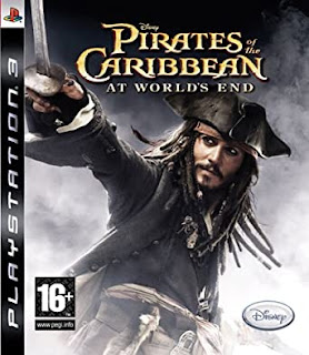 PIRATES OF THE CARIBBEAN AT WORLD'S END PS3 TORRENT