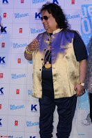 Gracy Singh and Bappi Lahiri   Blue Mountain Music Launch IMG 0672.JPG