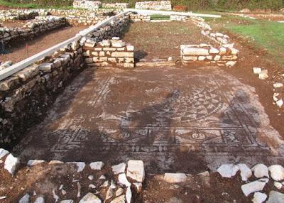 Νικόπολη: Τα μυστικά του θησαυρού με τον θεό Διόνυσο