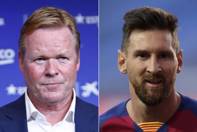 """Barcelona còn """"bài tẩy"""" để giữ Messi: """"Chuyện tình"""" 20 năm không dễ vứt bỏ"""