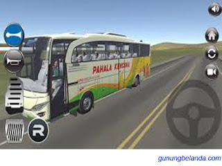Unduh IDBSBus Simulator APK - Bus Mirip Asli