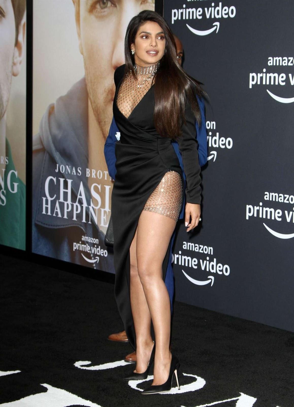 Priyanka Chopra  Chasing Happiness Premiere In Los -6243