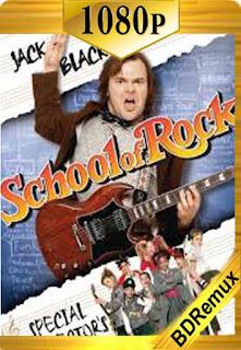 Escuela de Rock (2003) [1080p BD REMUX] [Latino-Inglés] [LaPipiotaHD]