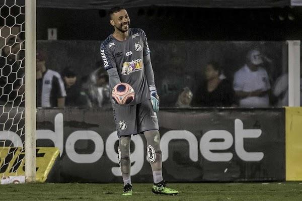 Oficial: Santos, renueva Vladimir hasta diciembre de 2021