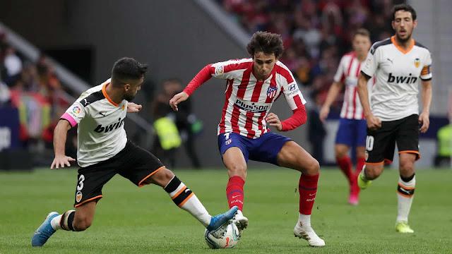 مشاهدة مباراة أتلتيكو مدريد وفالنسيا بث مباشر