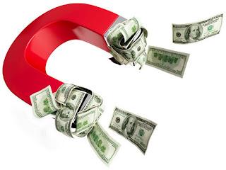 Cara menjadi magnet uang, magnet rezeki, ali ma'ruf, kekuatan pikiran