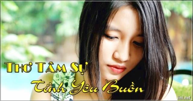 1001 bài thơ tâm sự tình yêu buồn của người con gái
