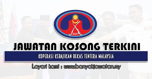 Jawatan Kosong 2021 di Koperasi Kebajikan Bekas Tentera Malaysia